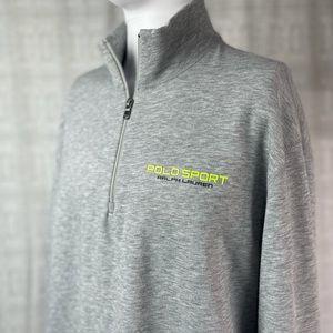 Polo Sport Ralph Lauren Quarter Zip Sweatshirt